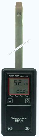 Внешний вид термогигрометра
