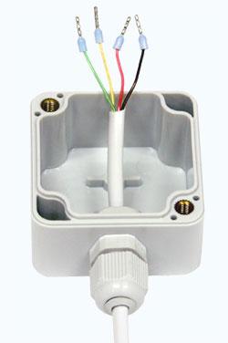 Корпус преобразователя интерфейса с кабелем
