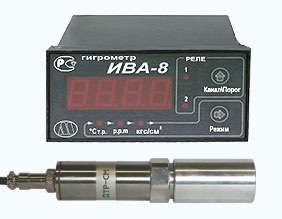 Гигрометр ИВА-8 (полный комплект)