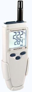 Внешний вид термогигрометра Ива-6Н